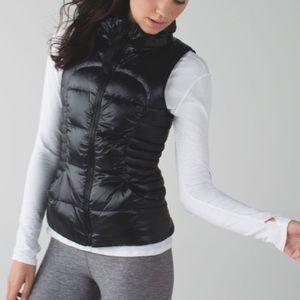 Lululemon Fluffin Awesome Vest Black